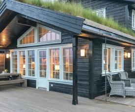 Four-Bedroom Holiday Home in Stranda