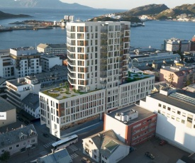 Bodø City Center - Exclusive apartment with panorama view