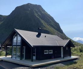 Hytte på fantastiske Gimsøy