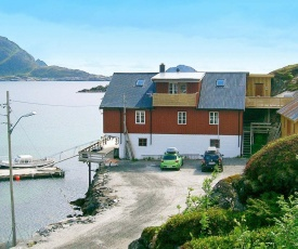 Two-Bedroom Holiday home in Gravdal 1