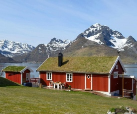 Two-Bedroom Holiday home in Gravdal 2