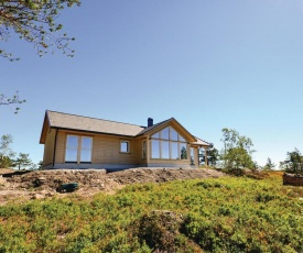 Four-Bedroom Holiday Home in Evje
