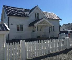 Lofoten, Nordlandshus i Kabelvåg