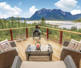 Holiday home Leknes Rolvsfjord