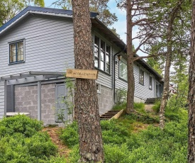Three-Bedroom Holiday home in Evje 1