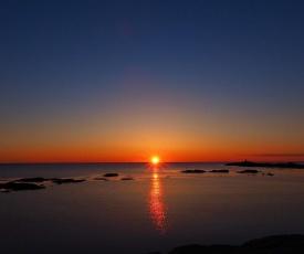 Midnight Sun View Lofoten