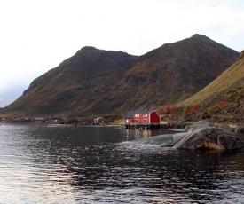 Solodden, Authentic rorbu in Lofoten