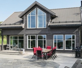 Five-Bedroom Holiday Home in Farsund