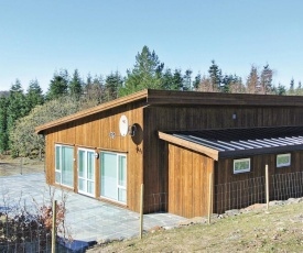 Four-Bedroom Holiday home Farsund with Sea View 09