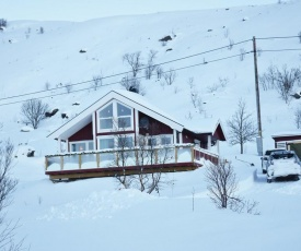 Three-Bedroom Holiday Home in Leknes