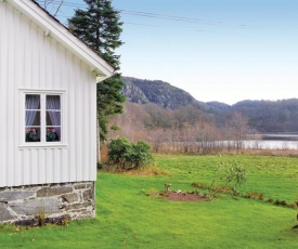 Holiday home Farsund with Lake View 277