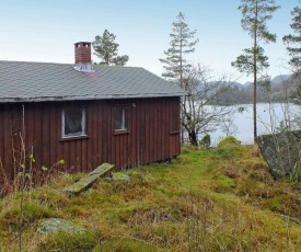 Two-Bedroom Holiday home in Farsund 1