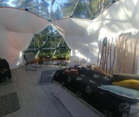 Aurora Canvas Dome