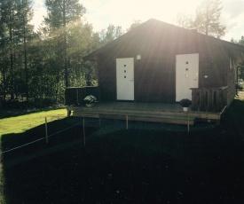 Lodge at Stengelesen Husky