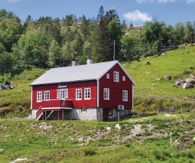 Four-Bedroom Holiday Home in Kvinesdal