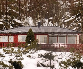 Four-Bedroom Holiday Home in Kvinlog