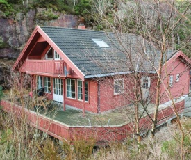 Five-Bedroom Holiday Home in Lindesnes