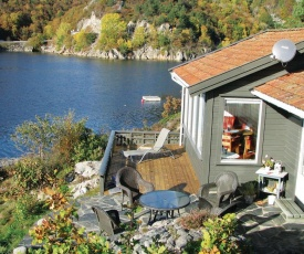 Holiday home Spangereid Remesvik
