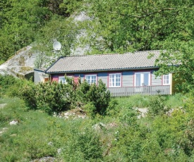 Three-Bedroom Holiday Home in Lindesnes