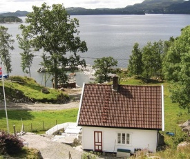 Holiday Home Valevåg with Fireplace XI