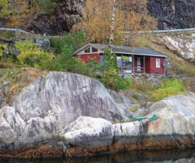 Two-Bedroom Holiday Home in Vallavik