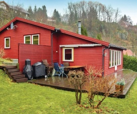 Holiday Home Lyngdal with Hot Tub II