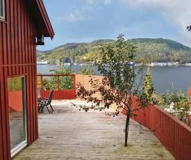 Holiday home Lyngdal with Sauna 278
