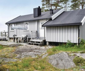 Two-Bedroom Holiday Home in Rygge