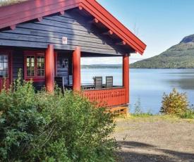 Holiday home Vikersund Badstuvika