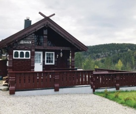 Two-Bedroom Holiday Home in Mykland