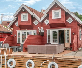 Three-Bedroom Holiday Home in Sogne