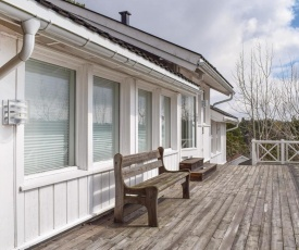 Three-Bedroom Holiday Home in Tvedestrand