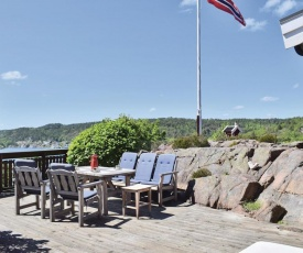 Two-Bedroom Holiday Home in Tvedestrand