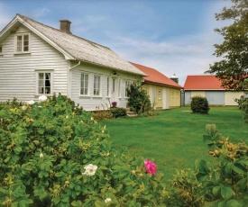 Holiday home Vanse Nesheim