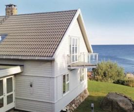 Holiday home Vanse Østhasselstrand