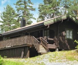 Three-Bedroom Holiday home in Vatnestrøm