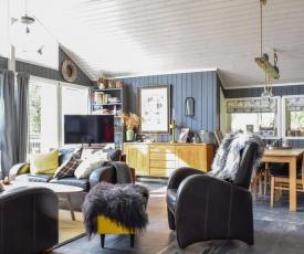 Nice home in Etnedal w/ 3 Bedrooms