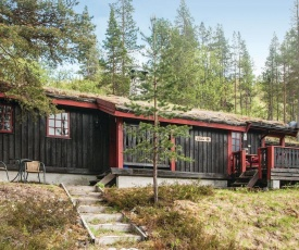 Four-Bedroom Holiday Home in Rendalen