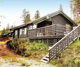 Three-Bedroom Holiday Home in Rendalen