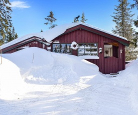 Awesome home in Sjusjøen w/ Sauna and 3 Bedrooms