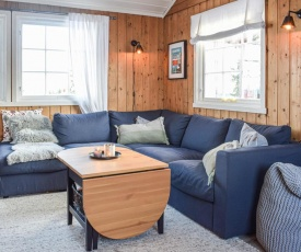 Beautiful home in Sjusjøen w/ 3 Bedrooms