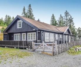 Four-Bedroom Holiday Home in Sjusjoen