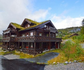 Three-Bedroom Holiday home in Åseral 7