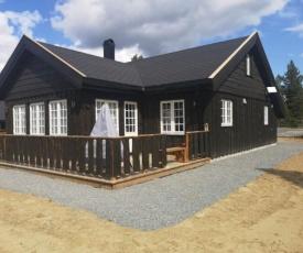Cozy cabin on Golsfjellet, close to Sanderstølen Hotel